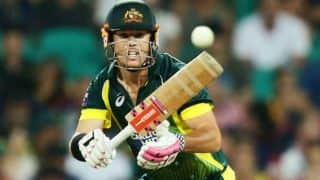 Hot shot David Warner happy to rest for tough India test