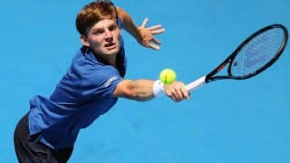 Australian Open 2017: David Goffin becomes first Belgian to reach quarters