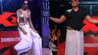 Deepika Padukone dances to Lungi Dance, makes Vin Diesel wear a dhoti! (Watch Video)