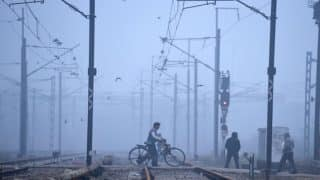 27 trains delayed, 7 rescheduled and 3 cancelled due to fog in Delhi
