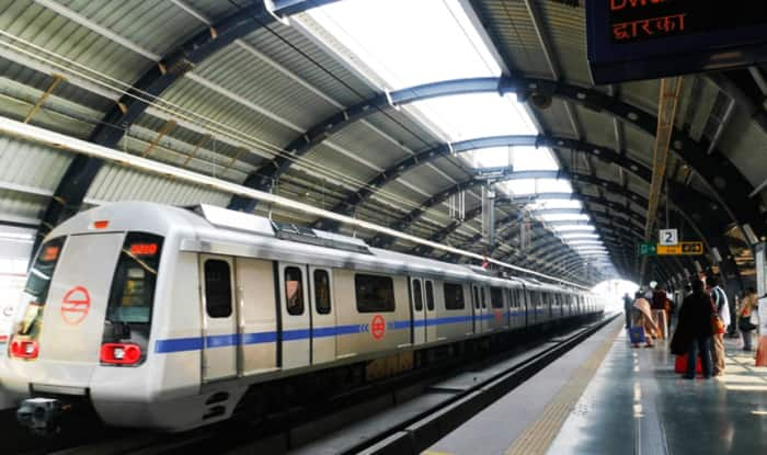 Delhi Metro train evacuated after smoke from AC