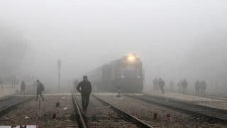 Delhi: 30 Trains Delayed, 11 Rescheduled And 15 Cancelled Due to Fog, Low Visibility