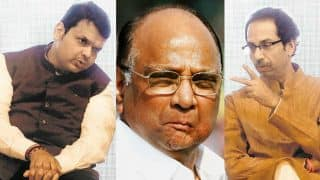 Maharashtra Power Tussle: Uddhav Thackeray-Sharad Pawar Hold Talks, Claim Reports