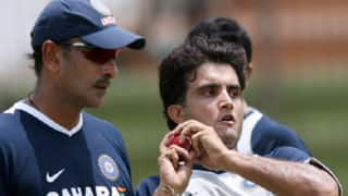 Ravi Shastri excludes Sourav Ganguly from the list of India's most successful captains, calls MS Dhoni 'Dada'