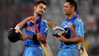 India vs Australia: Virat Kohli Equals MS Dhoni's Record of Nine Consecutive ODI Wins