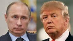 Russia has compromising info on Donald Trump, say explosive claims