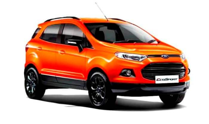 updated ford ecosport launch in february 2017 facelift model india launch by year end. Black Bedroom Furniture Sets. Home Design Ideas