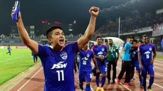 ISL Final 2019: Sunil Chhetri-Led Bengaluru FC Lifts Maiden Indian Super League Title After Defeating FC Goa 1-0
