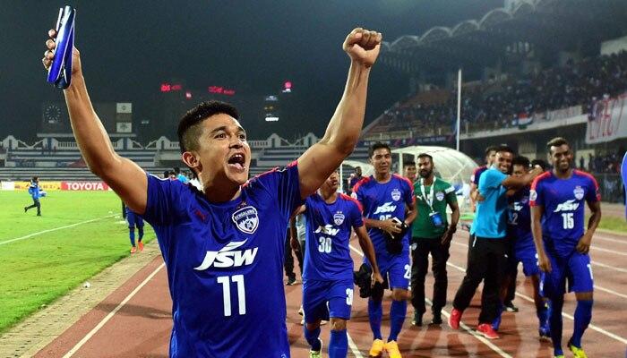 File picture of Bengaluru FC