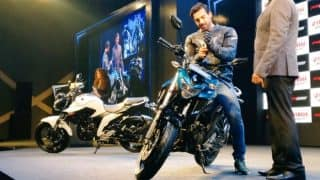 Yamaha FZ25 launched; Price in India is INR 1.19 lakh