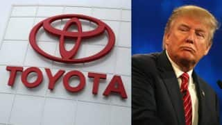 Donald Trump threatens Toyota over Mexico factory plans