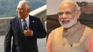 Narendra Modi to hold bilateral talks with Portuguese PM Antonio Costa