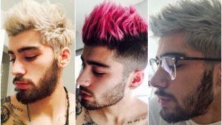 Happy Birthday Zayn Malik: 5 times Zayn surprised us with his quirky hair transformation!