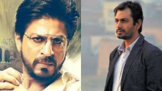 Is Raees Shah Rukh Khan repeating himself? Nawazuddin Siddiqui has the perfect answer!