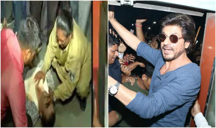 Shah Rukh Khan's Raees train promotions: All you need to know about Farid Khan Pathan who DIED in the stampede at Vadodara!