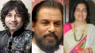 Padma Awards 2017: Kailash Kher, KJ Yesudas, Anuradha Paudwal and many others in awardees list