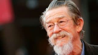 Bafta winner John Hurt dies at 77