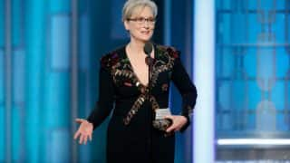 Golden Globe and 5 more times Meryl Streep owned us by her strong statements!