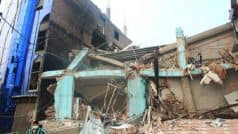 Ghaziabad: Three children, two women killed as two-storey building collapses