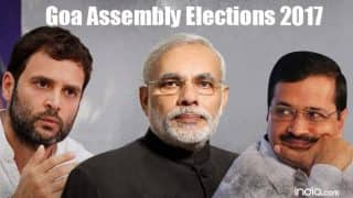 Goa Assembly Elections 2017 Opinion Poll: BJP to win 22-25 seats, AAP restricted to 1-2 seats: India Today-Axis survey