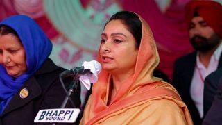 Union Minister Harsimrat Kaur Badal Resigns Over Govt's 'Anti-Farmer' Bills in Lok Sabha