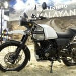 Royal Enfield Himalayan 750cc parallel-twin under works; Launch in 2018
