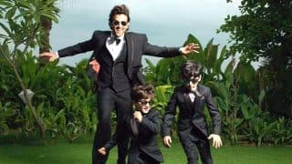Happy Birthday Hrithik Roshan: 6 times the Kaabil actor twinned with his sons Hrehaan and Hridhaan! View pics