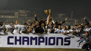 SAFF Cup Football: Indian Women win the final beating Bangladesh Women by 3-1 margin