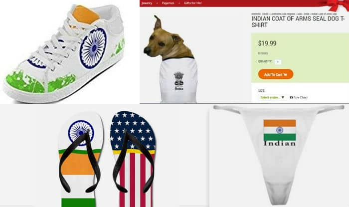 Indian flag underwear shoes slippers available on amazon indian flag underwear shoes slippers available on amazon cafepress sushma swaraj to help ban these 6 products insulting the national flag gumiabroncs Images