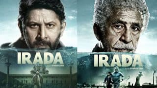 Irada Movie Trailer: Naseeruddin Shah and Arshad Warsi's film is a suspense thriller with a mix of conspiracy and politics (Watch video)