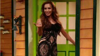 Did Iulia Vantur get style tips from Malaika Arora Khan for The Kapil Sharma Show?