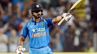 Kedar Jadhav fights till the penultimate ball in a thrilling knock in the 3rd ODI versus England in Kolkata