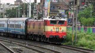 150 persons booked by Rly police for damaging train,coaches