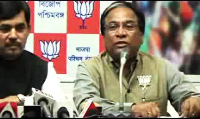 Bengal BJP Vice President sent to 3-day police custody