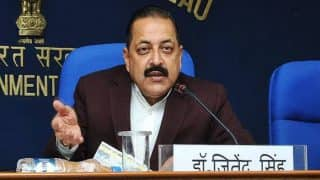 Jitendra Singh Blames Nehru For Crisis in J&K, Calls Congress a Kitchen Party of Mother And Son