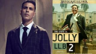 Akshay Kumar shares JOLLY LLB 2 Trailer Spoof video on Twitter, proves to be a good sport!