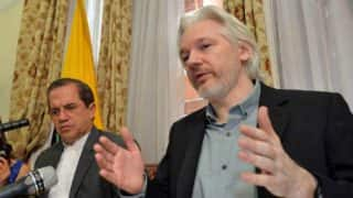 Relief to Julian Assange: Sweden suspends rape investigation against Wikileaks founder