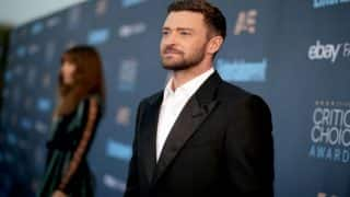Justin Timberlake'humbled' by first Oscar nomination