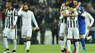 Juventus extends Serie A lead