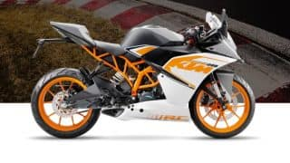 LIVE - KTM RC 390, RC 200 launch updates: price in India from INR 1.71 lakh
