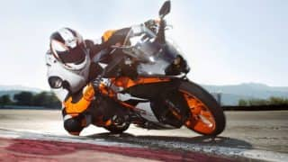 KTM RC 390, RC 200 2017 Launching today in India: Get features & specifications