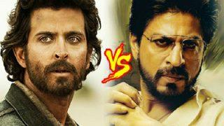 बीजेपी नेता ने शाहरुख़ खान को बेईमान और रितिक को बताया देशभक्त