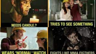 Ignore Kaabil movie review, this picture explains why Hrithik Roshan film is the most illogical ever!
