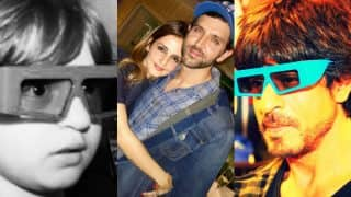 AbRam's Raees vs Sussanne Khan's Kaabil! Shah Rukh Khan and Hrithik Roshan's families turn box office clash into cute war