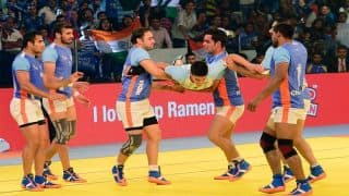Watching video of victory dance by Indian team at World Cup is perfect kabaddi dose you need during dry times