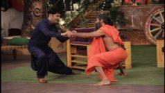 The Kapil Sharma Show: Laughing riot with yog guru Baba Ramdev!
