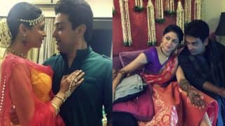 F.I.R actress Kavita Kaushik to tie the knot; See pictures of her haldi and Mehendi here!