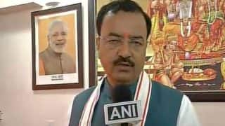 Keshav Prasad Maurya Tries Damage Control, Now Says Most Muslims Also Want Ram Temple in Ayodhya