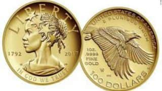 Lady Liberty to be portrayed as African-American on US coin