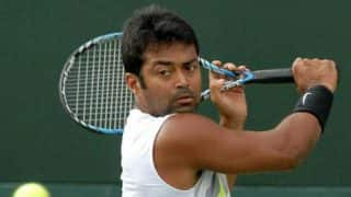 ATP Hall of Fame Open: Leander Paes Wins First Match After Returning to Tour
